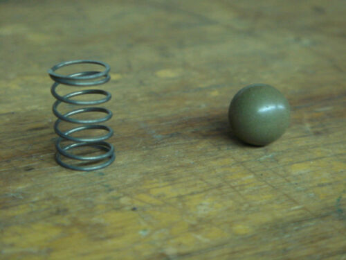 RCBS Pro 2000 Buffer detent Ball /& Spring upgrade --Takes the snap out!