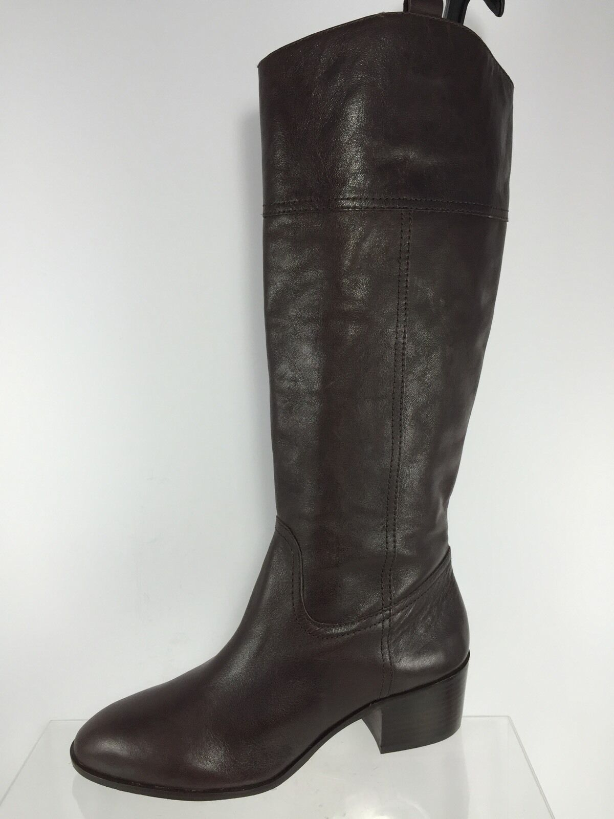 Louise et Cie Womens Dark Brown Leather 8.5 M