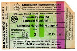 Tickets Dortmund Frankfurt