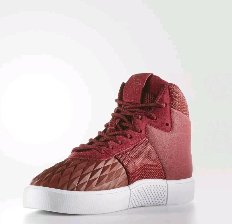 Adidas Splendid Mid-Cut Chaussures Taille 5Y Tout Neuf