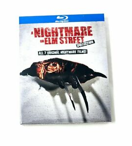 A Nightmare on Elm Street Collection (Blu-ray) NEW SEALED