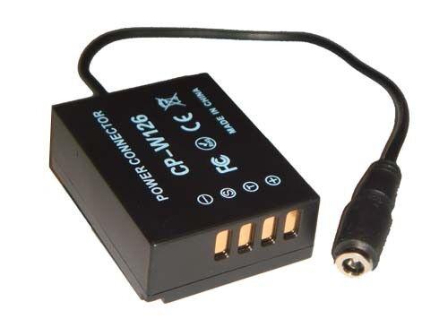 Licencioso batería-uso para Fuji Fujifilm finepix np-w126