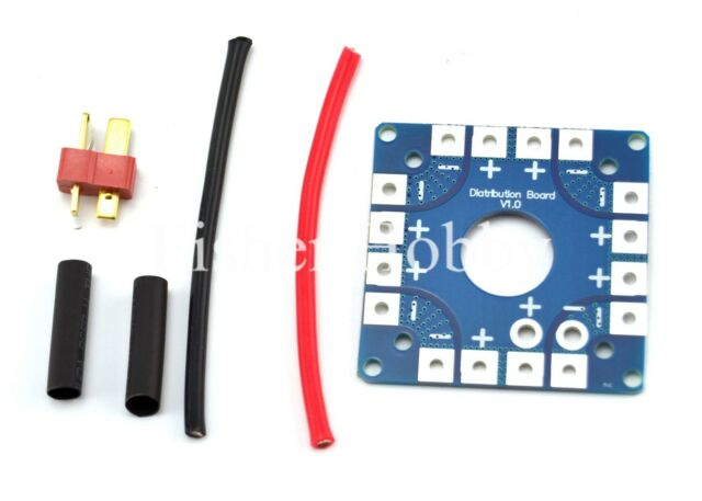 MultiCopter Power Battery ESC Connection Board Distribution Board