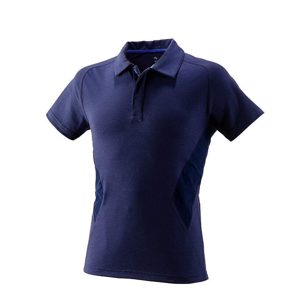 HAIX® WEAR - Pure Comfort Polohemd navy