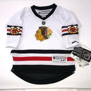 Chicago-Blackhawks-NHL-Jersey-Jonathan-Toews-Youth-Kids-Size-2-4T