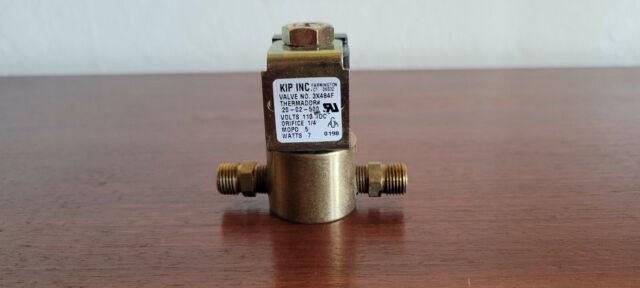00415134 Thermador Star Burner  solenoid Control Valve 20-02-500-01 415134