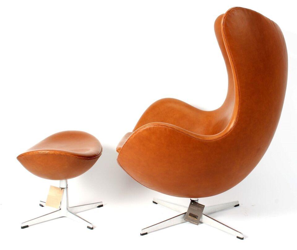 Arne Jacobsen, NYT Arne Jacobsen Ægget Vacona Cognac