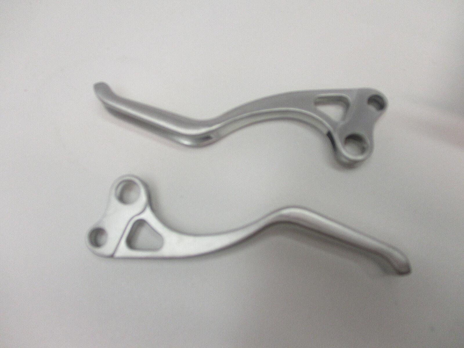 NOS Hayes Mag Satin Brake Lever Set Upgraded CNC