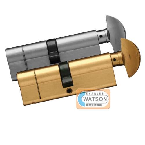 High Security UPVC Door Lock Euro Profile CylinderAnti Snap Bump Pick Drill