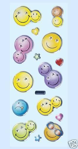 Sticker *Smily I* 3451670 NEU Glossy
