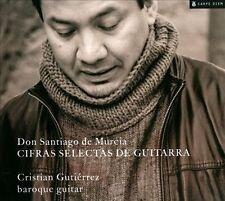 Santiago De Murcia: Cifras Selectas De Guitarra, New Music