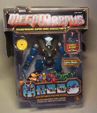 Action Figur Playset Marvel Megamorphs GHOST RIDER 2005 Toy Biz OVP