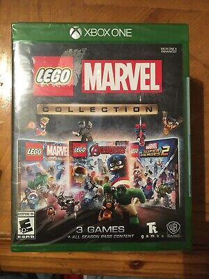LEGO Marvel Collection - Microsoft Xbox One - Brand New ...