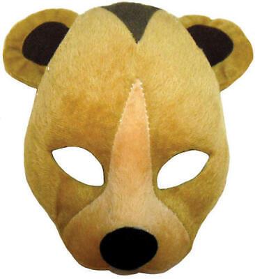Bear Maschera Con Suono Costume Bambini Adulti Animale Libro Settimana Costume Accessorio-mostra Il Titolo Originale Prevenire I Capelli Da Ingrigire E Utile Per Mantenere La Carnagione