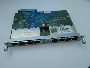 Cisco-EHWIC-D-8ESG-P-Gigabit-EtherSwitch-EHWIC-Switch-8-Ports-1Gbps-POE