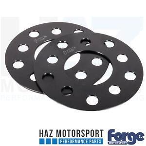 SEAT Leon MK2 MK3 5 mm Hubcentric Wheel Distanziatori 5x112 57.1 1 coppia in lega