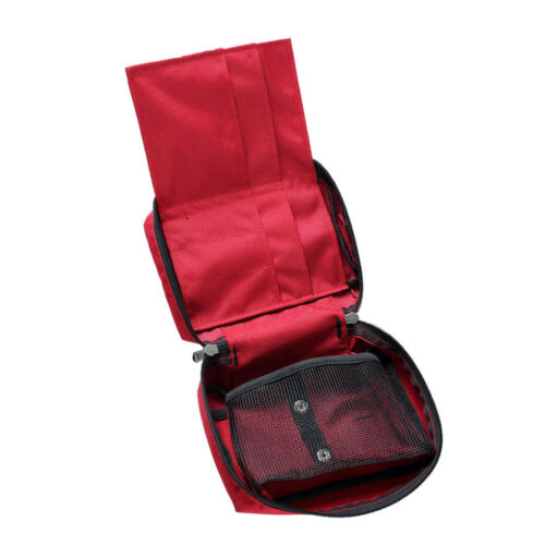 Outdoor First Aid Kit Emergency Bag Survival Travel Hiking Adventures Rescue