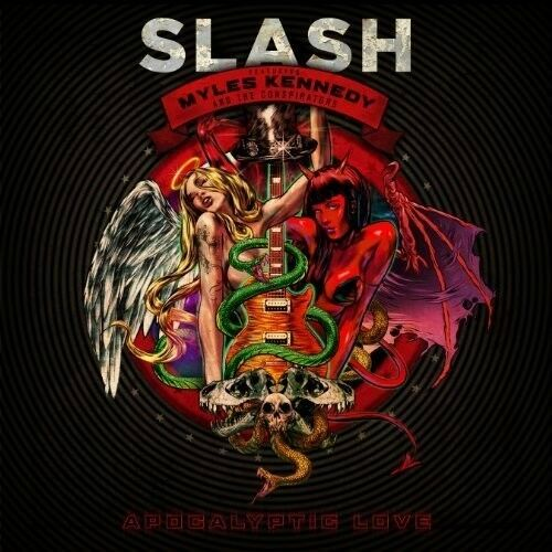Slash - Apocalyptic Love [New CD]