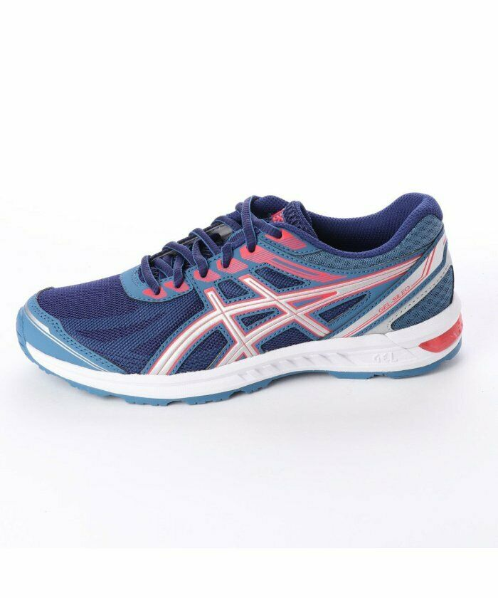 NEW WOMEN'S ASICS GEL SILEO RUNNING WALKING SHOES SNEAKERS SZ 11 1012A177 blueE