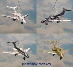 Cessna-Citation-X-Custom-Christmas-Ornament-Jet-Airplane-Aircraft-Plane-Adorno