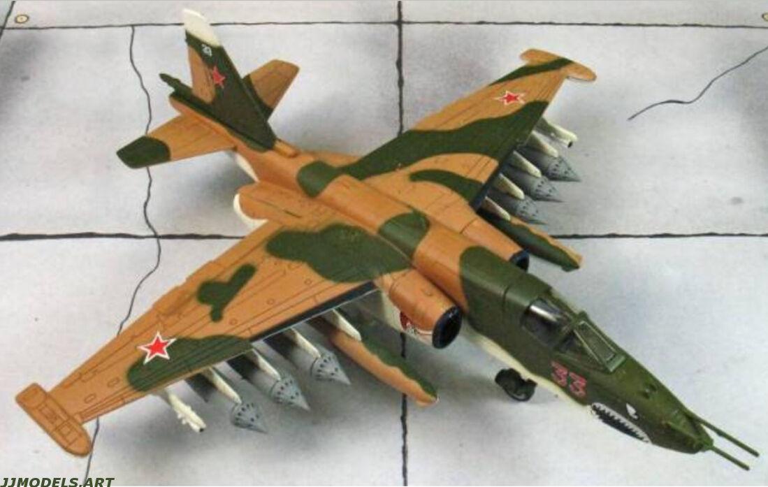 ♠️LiMiTeD ♠️IXO Metal Russian Sukhoi Su-25  FROGFOOT  - Camo Version-1 72♠️