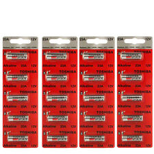Toshiba A23 Battery 12Volt 23AE 21/23 GP23 23A 23GA MN21 12v 20 Cells