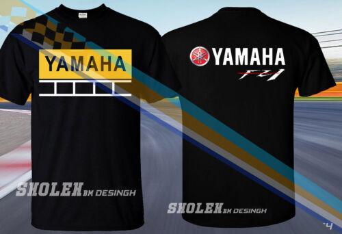 LIMITED YAMAHA F1 VINTAGE T-SHIRTNEWMOTORCYCLE MOTORRAD LOGO T-SHIRT