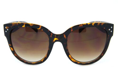 Designer Inspiriert Retro Mode Groß Überdimensional Rahmen Damen Sonnenbrille