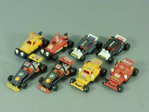 Coches-Nuevo-Stunt-Cars-1989-Set-Completo-Todos-4-Variantes