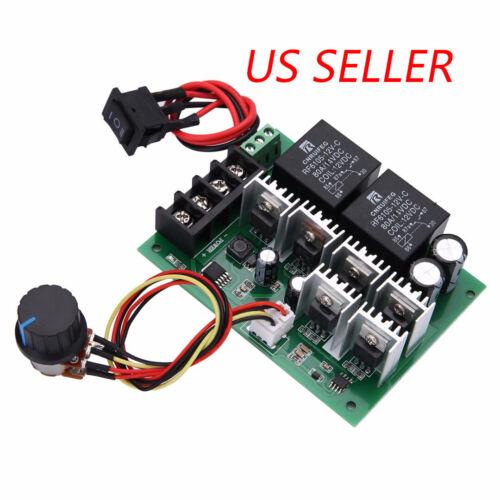 40A Reversible DC Motor Speed Control PWM Controller 12V 24V 36V 48V 2000W