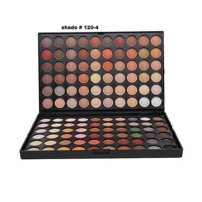 Professional 120 Colours Eyeshadow Eye Shadow Palette Makeup Kit Make Up 120#4