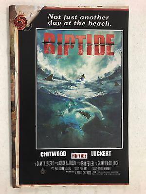 Riptide #2 2nd Print