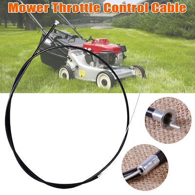 Chinis Push Lawn Mower Throttle Pull Cable Engine Zone Control Cable for MTD Lawnmowers