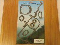 Crankcase/cylinder/muffler Gasket Set Crank Seals For Husqvarna 281 288 288xp