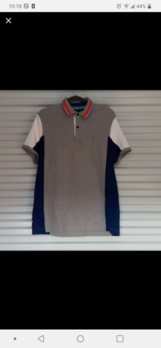 Mens tommy hilfiger polo shirts Size medium