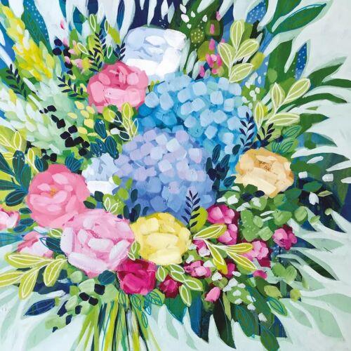 4 papel de Almuerzo Servilletas Para Decoupage Artesanales Vintage Royal Bouquet De Mesa De Fiesta