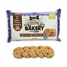 Three Dog Bakery Cookies With Carob Flavored Chips 13 Oz