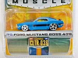 2005-Dub-City-BigTime-Muscle-Wave-3-039-70-Ford-Mustang-Boss-429-CLTR-036