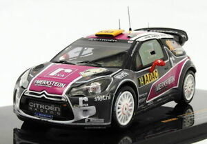 IXO-1-43-escala-RAM480-Citroen-DS3-14-Alemania-2011