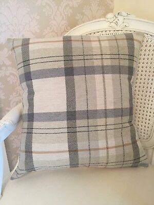 "Prestigious Grey Hexagons Cushion Cover 16/""x16/"""