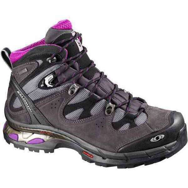 Salomon Comet 3D Lady GTX Trekkingschuh Wanderschuh Damen Outdoor Boots Stiefel