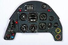 Messerschmitt Bf-109K 1:32 Instrument panel yma3233// YAHU Models