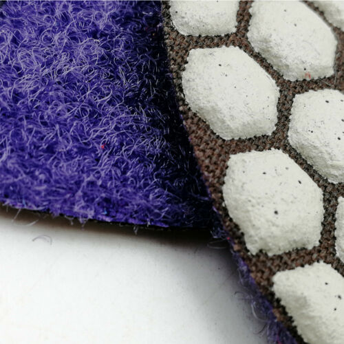 6 Stk 100mm Körnung # 30 Diamond Dry Polishing Pads Harz-Bond-Schleifscheibe