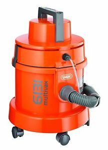 Vax 6131T 3-in-1 Multivax Wet & Dry Vacuum and Carpet Washer RRP £159.99 5012512131023