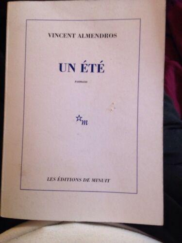 1 of 1 - Un ETE Vincent Almendros. Freepost (book10)