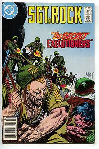 Sgt-Rock-420-DC-1988-NM-Joe-Kubert-War-Comics