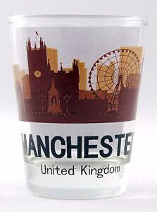 Manchester United Kingdom Coucher Skyline Verre Shotglass 1jGA9cn7-09153500-745220740