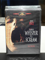 From a Whisper to a Scream (DVD) Vincent Price, Clu Gulager, Cameron Mitchell,