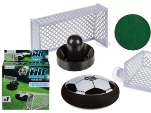 Aire Soccer Set De Juego Base Mesa Power Disco Futbol Infantil Hover