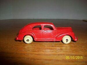 Vintage Hubley Toy Car Cadillac 3 75 Inches Ebay